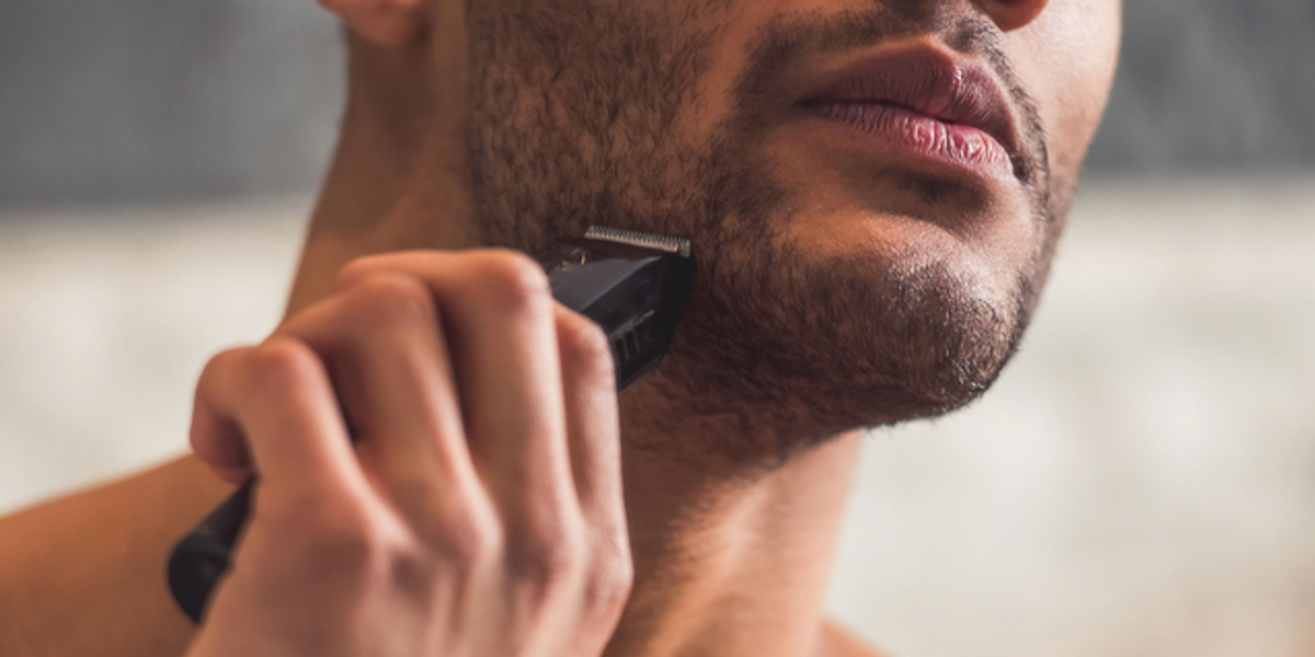 'Circle Beard' Is the Latest Trend for Men Who Can Grow Beards