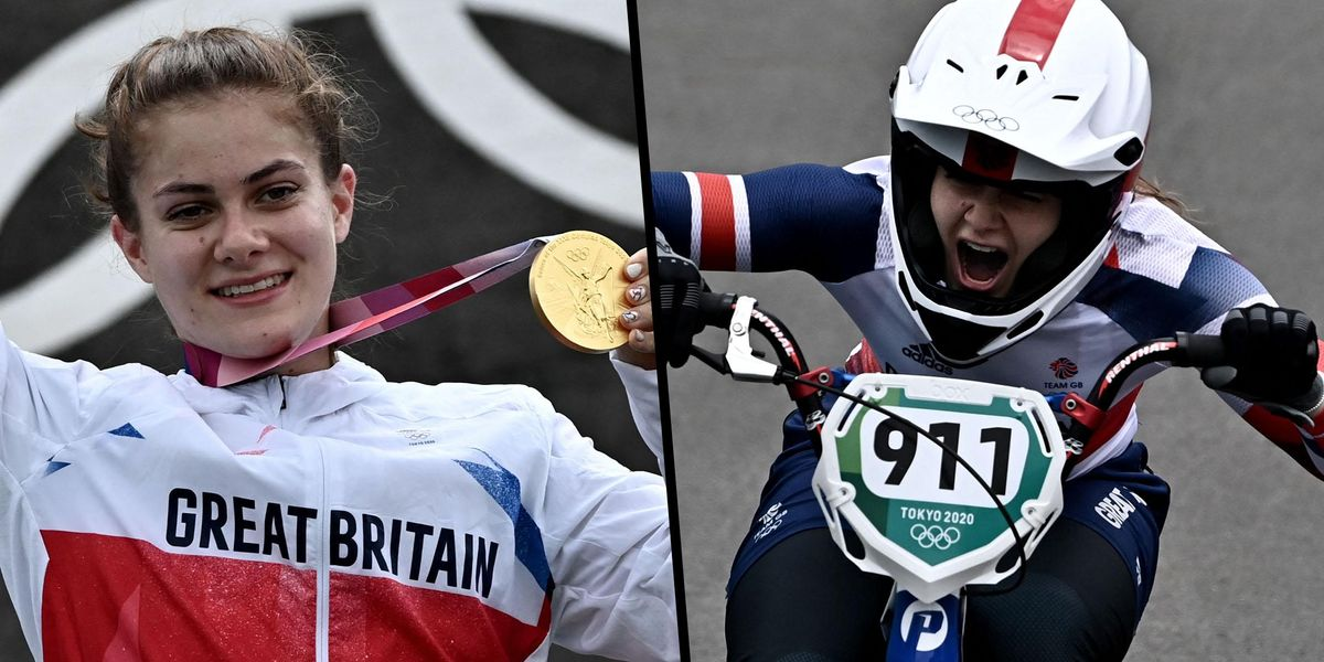 BMX Gold Medalist Had to Crowdfund Her Olympics Bid After Her Funding Was Cut To Support Male Riders