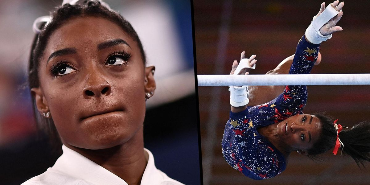 Simone Biles Explains Competition Withdrawal at Olympics, Says 'My Mind and Body Are Simply Not in Sync'