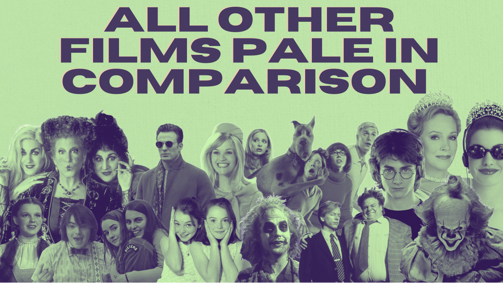 All Other Films Pale In Comparison