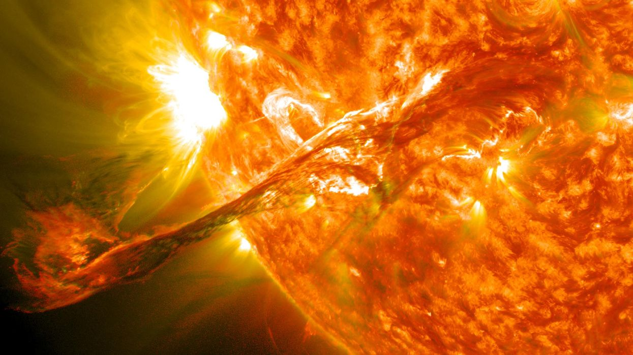 """How to detect """"stealth"""" solar storms before they destroy our society"""
