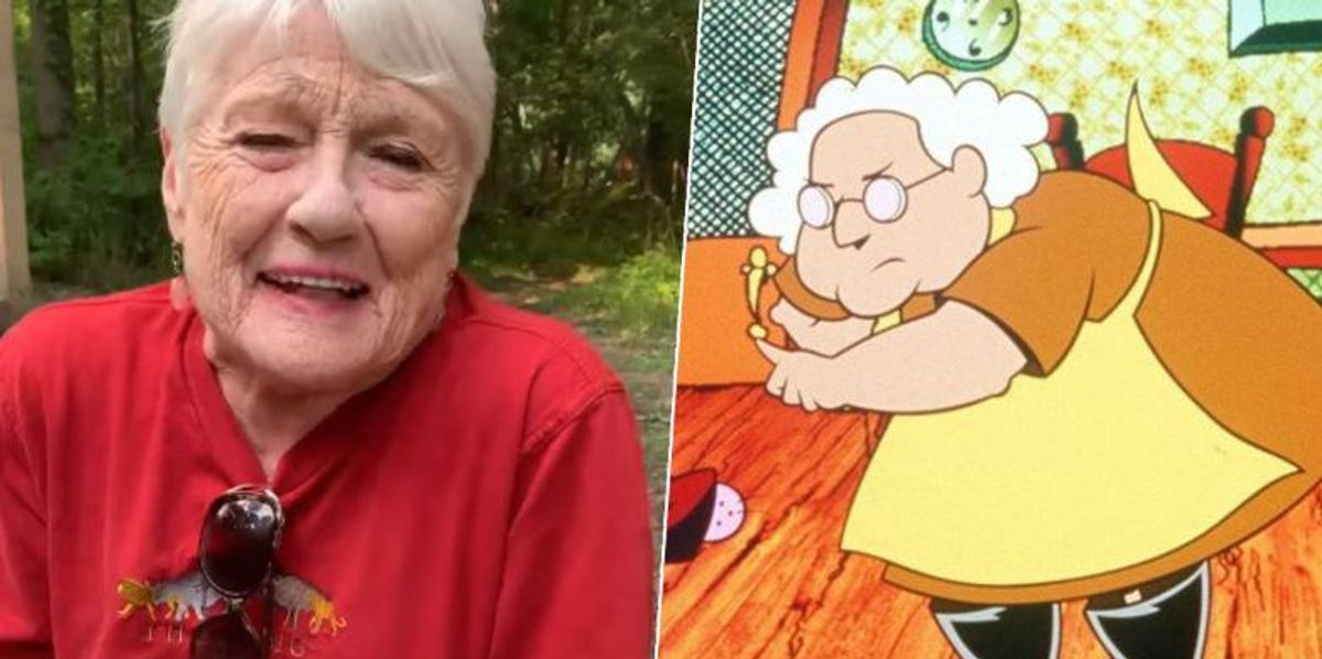 Thea White, Voice behind Muriel Bagge in 'Courage the Cowardly Dog,' Has Died