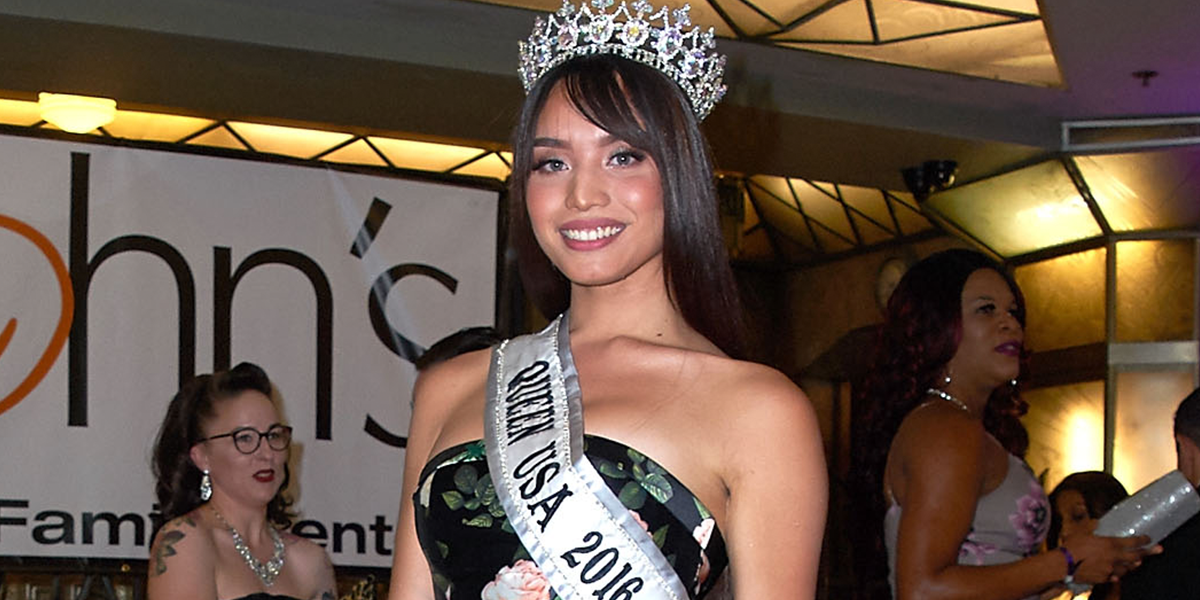 First Transgender Woman To Win Miss Nevada Speaks Out on Overcoming Challenges