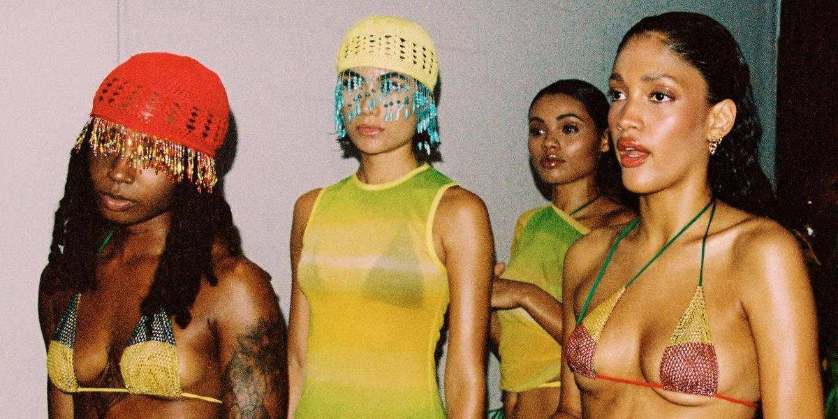 Redefining Who Swimwear Is For at Miami Swim Week