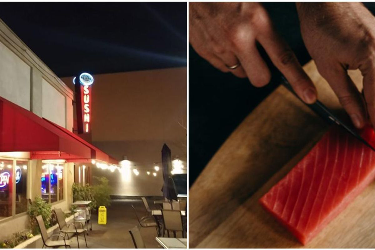 Oregon sushi restaurant ordered to pay employees $280,000 after stiffing them on tips