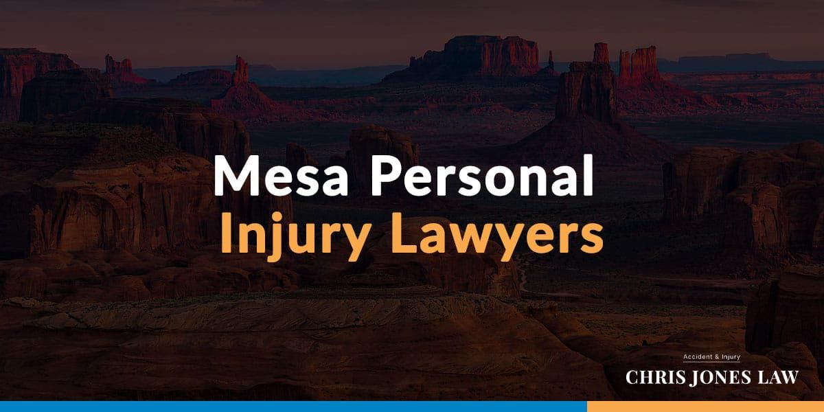 Mesa Personal Injury Lawyers on Rental Properties, Private Property, and Home Insurance
