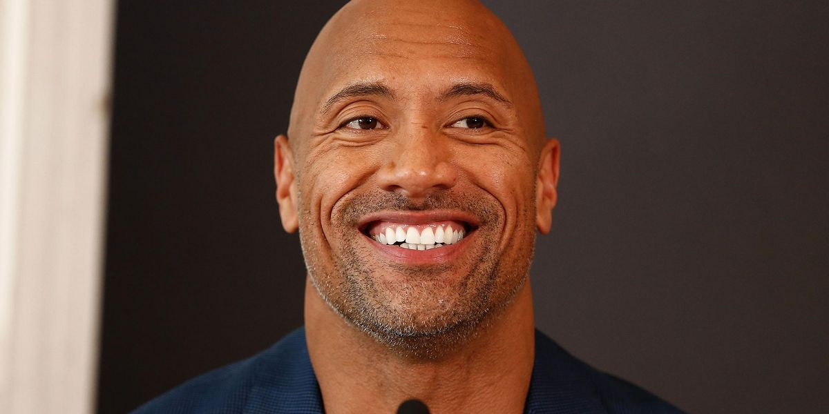 Dwayne Johnson Rides a Mini Jungle Cruise for Daughter Jasmine's 5½ Birthday Party