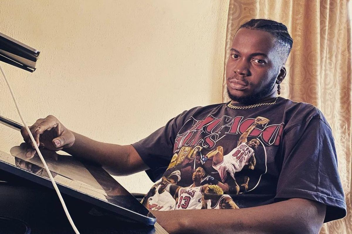 Meet Duro Arts, the Man Behind Your Favorite Afrobeats Album Covers