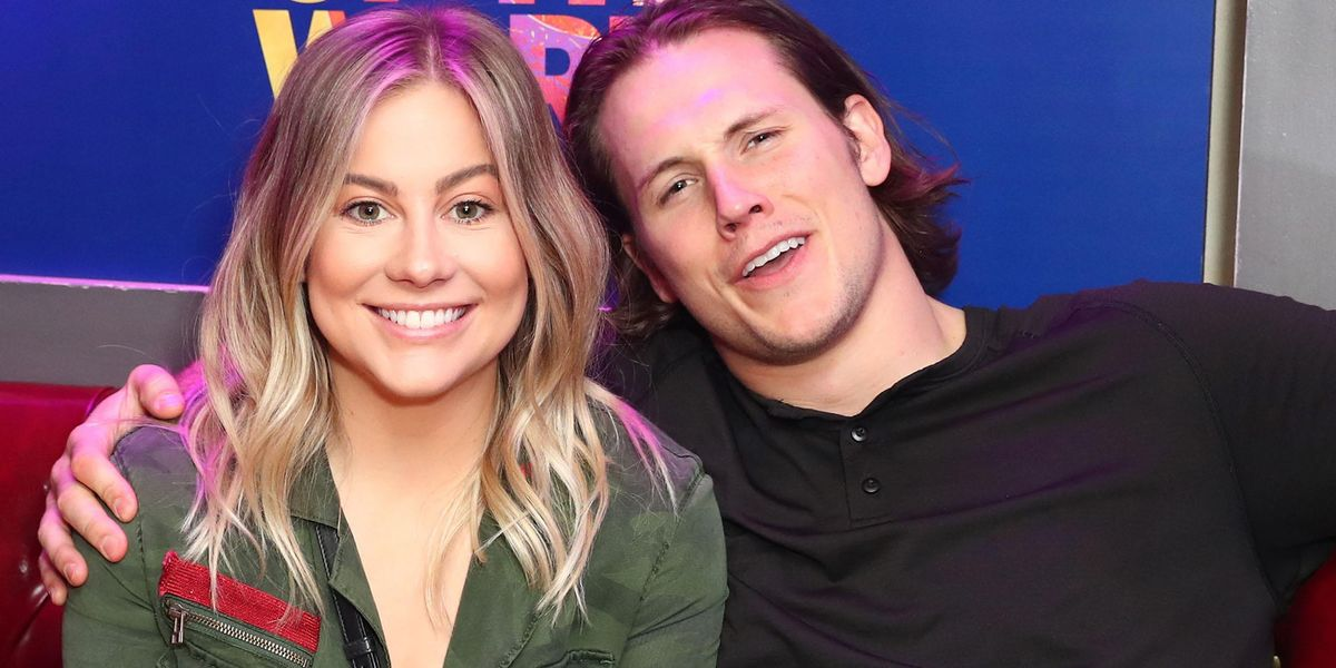 Shawn Johnson Welcomes Baby Boy With Andrew East