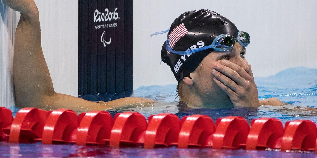 Deaf and Blind Paralympian Becca Meyers Quits Team USA After Being Denied Care Assistant