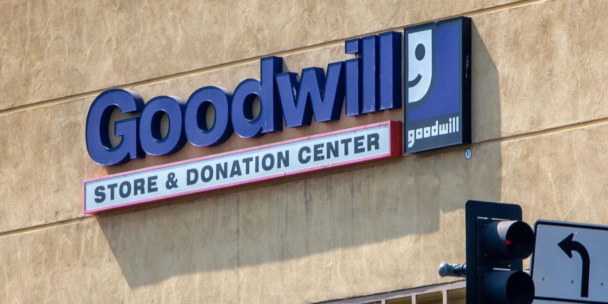Mom Forces Son to Shop at Goodwill After He Makes Fun of Classmate's Clothes