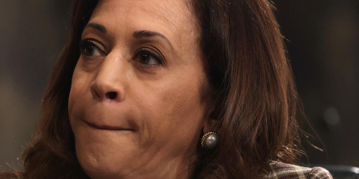 Net approval of Kamala Harris turns negative in latest poll