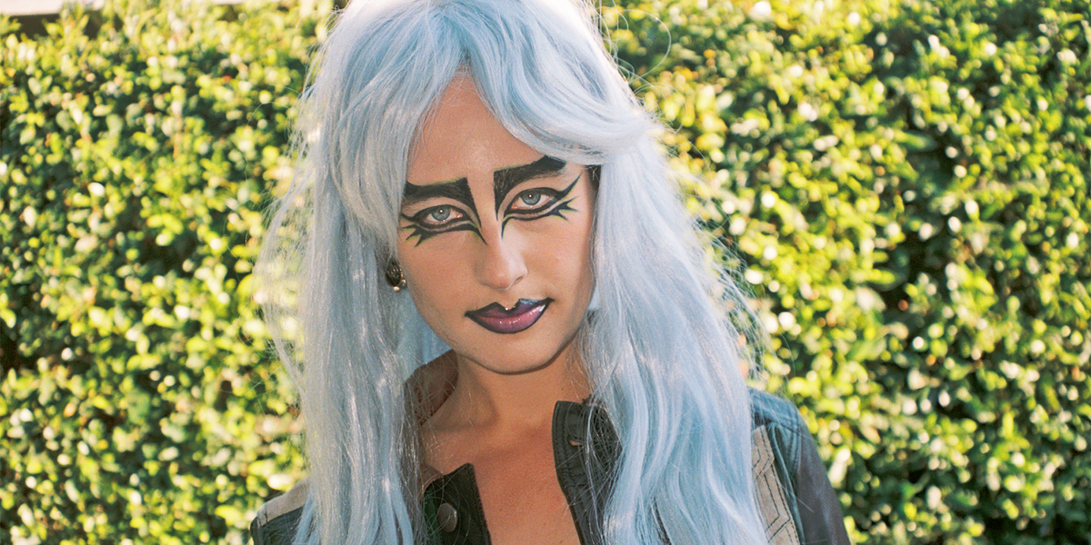 Maya Fuhr's Self-Portrait Series Explores Hyper-Femininity