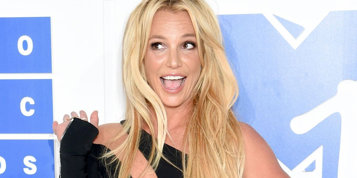 Britney Spears 'Happy' She's Allowed To Drive Again