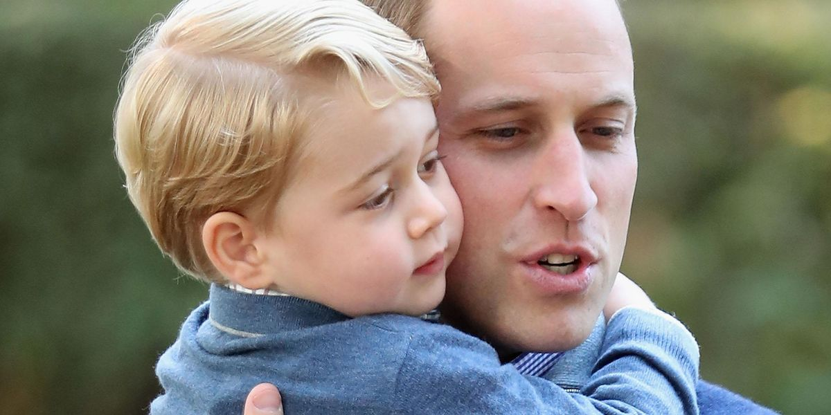 Prince George Grins in 8th Birthday Photos With a Sweet Nod to His Great Grandfather Prince Philip