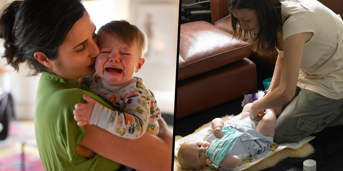 New Report Says Stay-at-Home Moms Should Be Paid Over $178k a Year to Care for Their Children