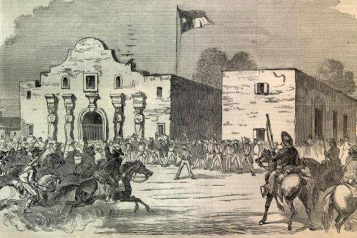 What a Crockett: Book on the Alamo opens a conversation Republicans refuse to have