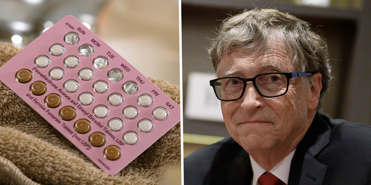 Male Contraceptive Pill is a Step Closer After Bill Gates Funding Boost