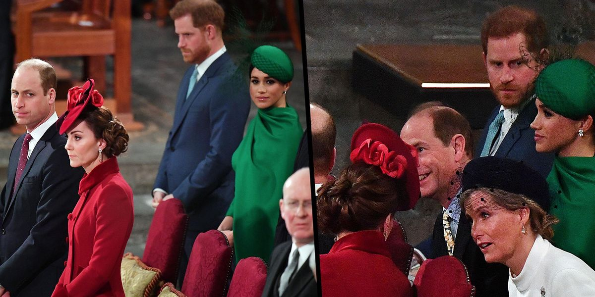 Prince Harry's Stinging Remark 'Criticizing William and Kate' Spotted by Lip Reader