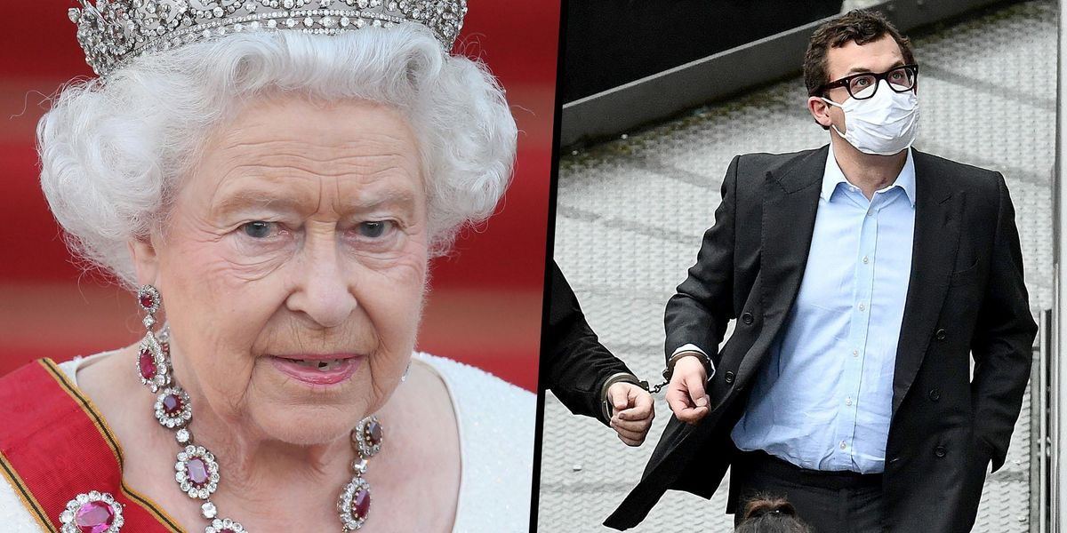Queen Elizabeth's Cousin Released From Prison After 5 Months