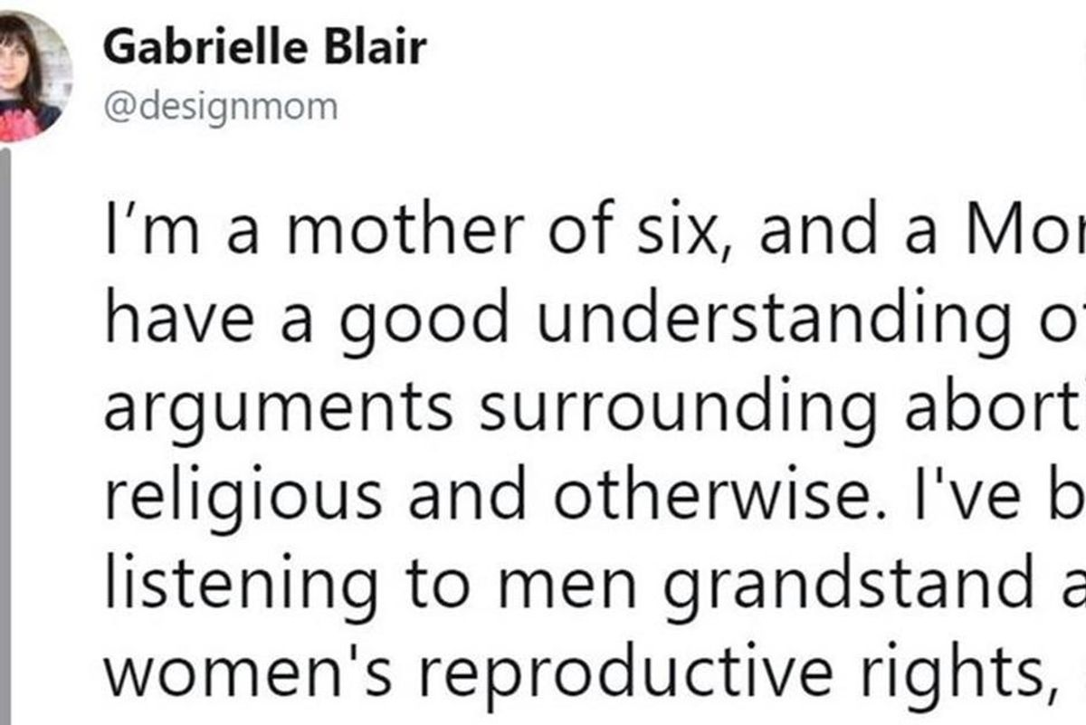 Mom's blistering rant on how men are responsible for all unwanted pregnancies is on the nose