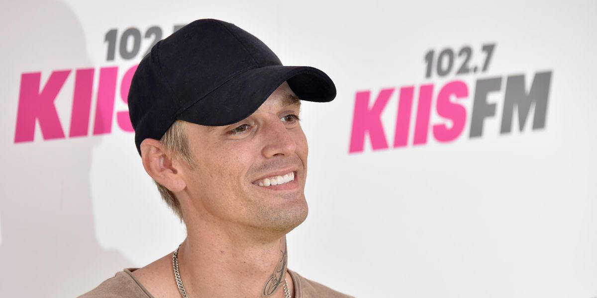 Aaron Carter Is Starring in a Gay Nude Musical Revue