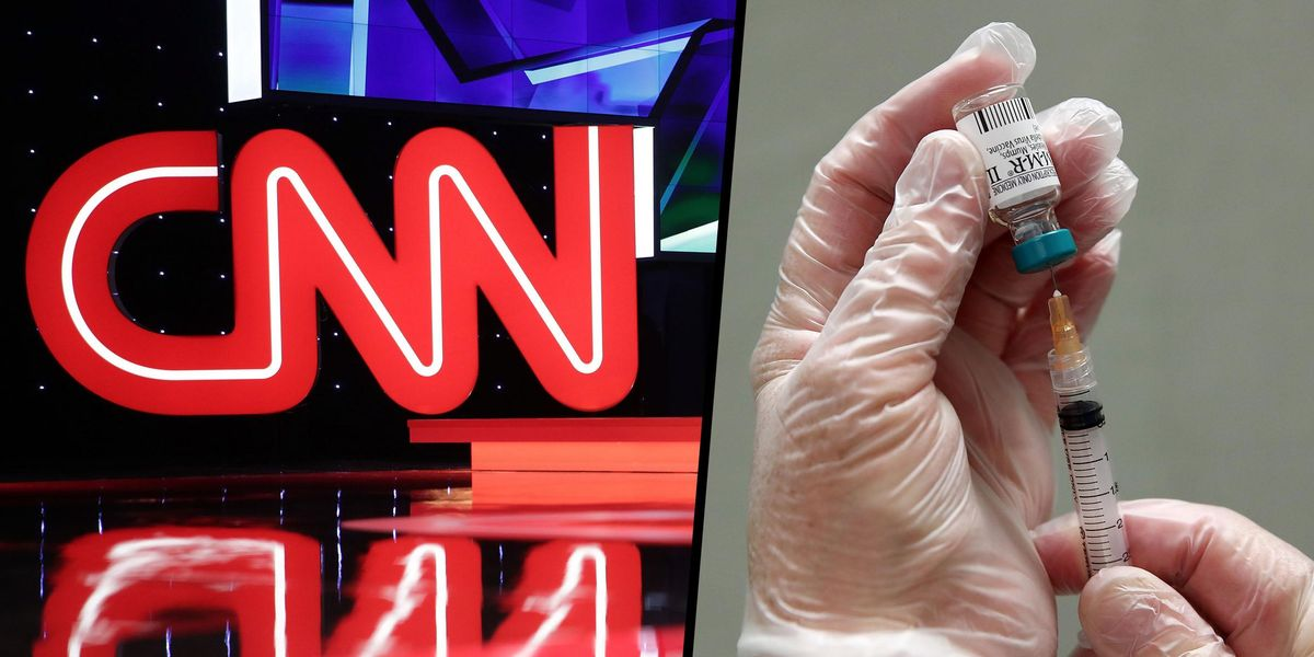 CNN Fires 3 Employees Who Went Into the Office Unvaccinated