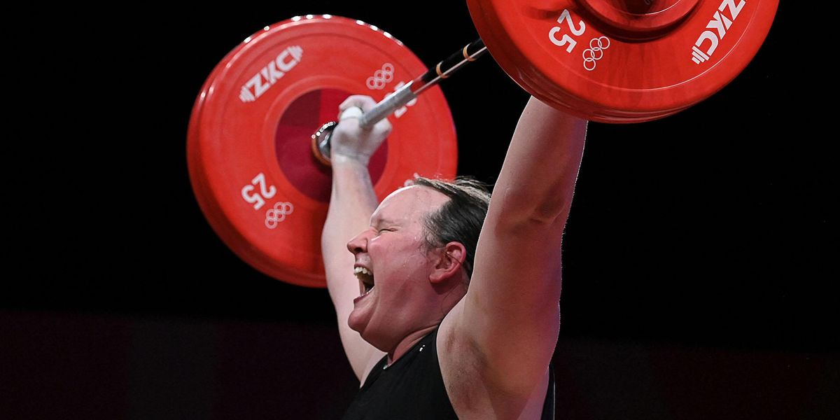 Weightlifter Hits Out at Anyone Questioning Transgender Women Competing at the Olympics