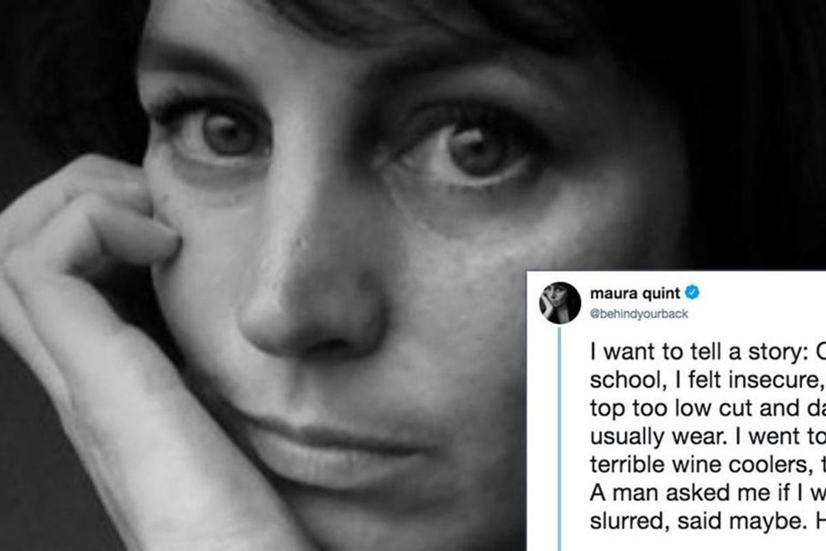 This woman's viral Twitter thread about men NOT assaulting her is a must read