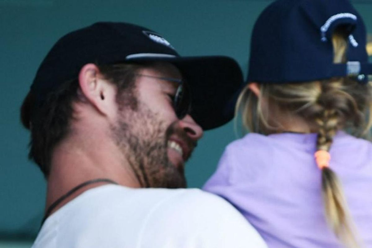 Chris Hemsworth's reaction to his daughter wanting a penis deserves a standing ovation