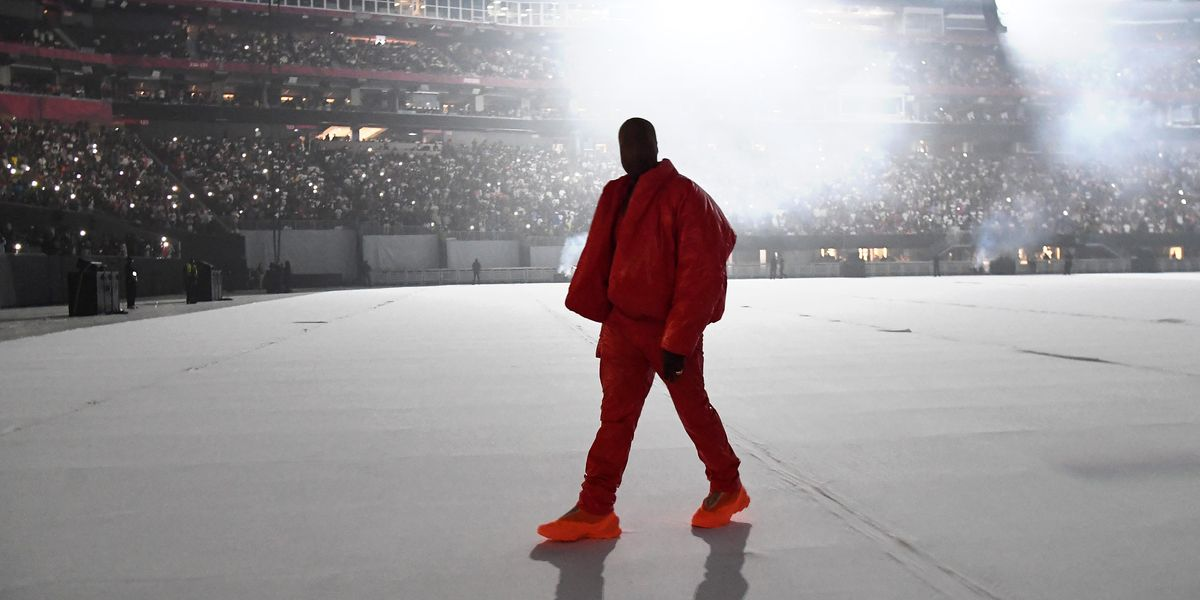 Kanye West Fans Offered COVID Vaccines at 'DONDA' Listening Event
