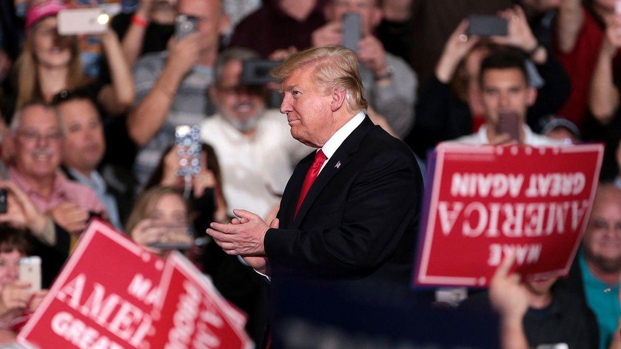 Outside Auditors' New Evidence: Trump Never Led Biden in Arizona