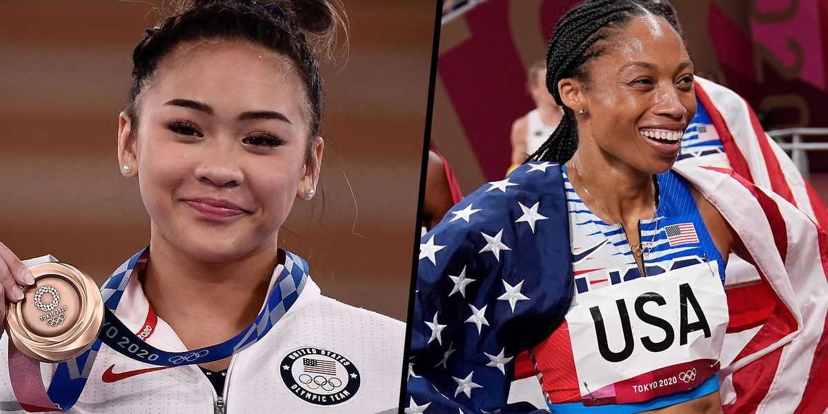 Female Athletes Credited for Team USA Dominance at Tokyo Olympics