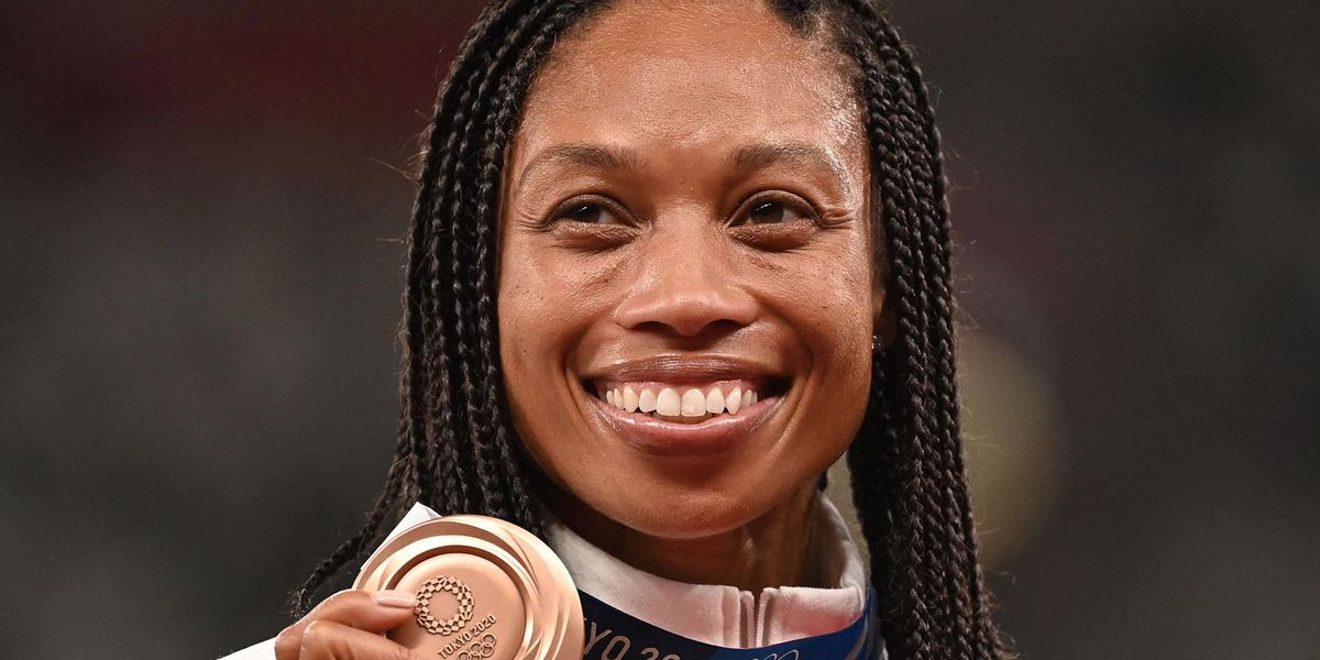 Allyson Felix Says Daughter Inspired Her To Keep Competing as Critics Doubted She Could After Giving Birth