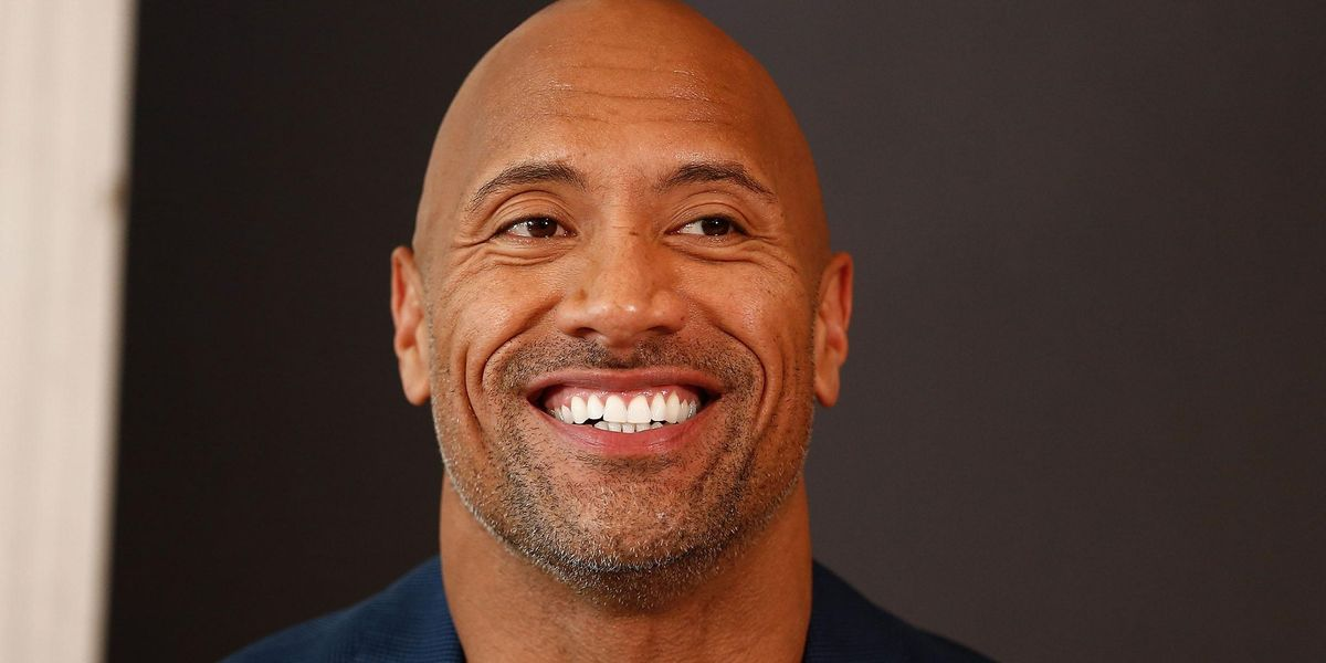 Dwayne Johnson Says He Showers 3 Times a Day and is the 'Opposite Of a Stinky Celeb'
