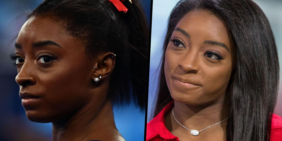 Simone Biles Says Putting her Mental Health First Will be One of Her 'Greatest Accomplishments'