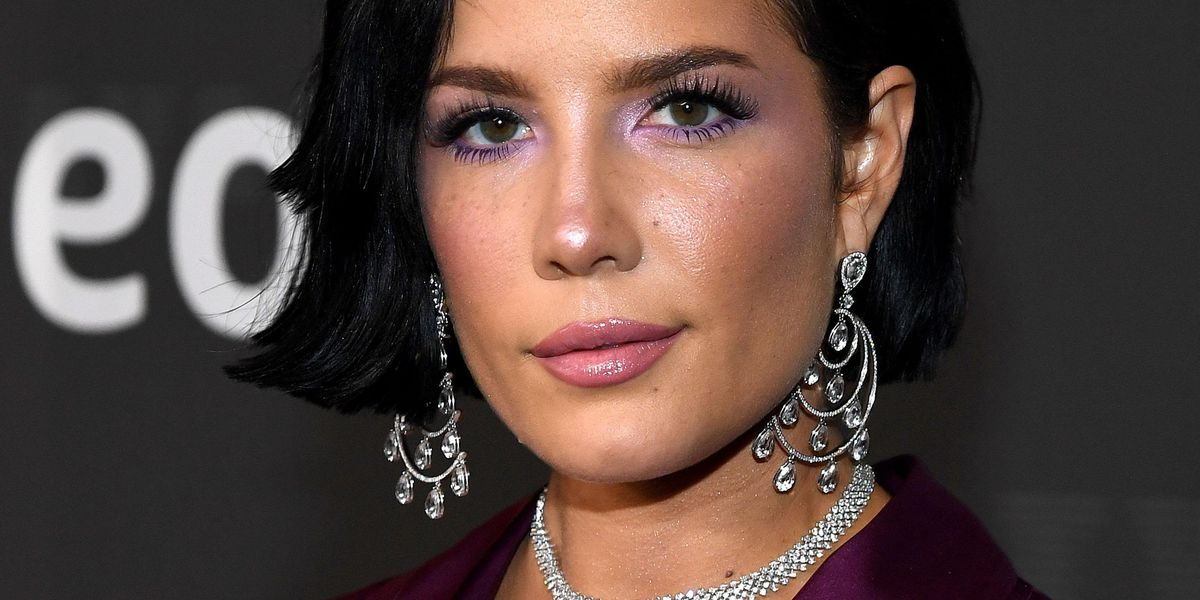 Halsey Shares Relatable Photo of Their Postpartum Belly