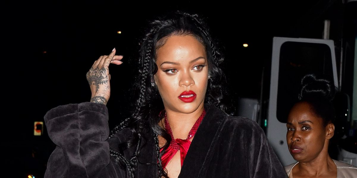 How Does Rihanna Feel About Being a Billionaire?