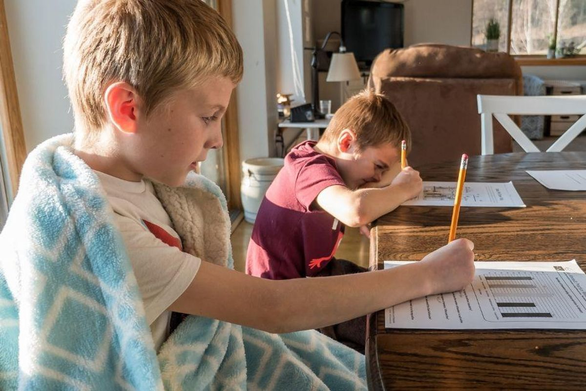 Why some families discovered an unexpected love for homeschooling during the pandemic