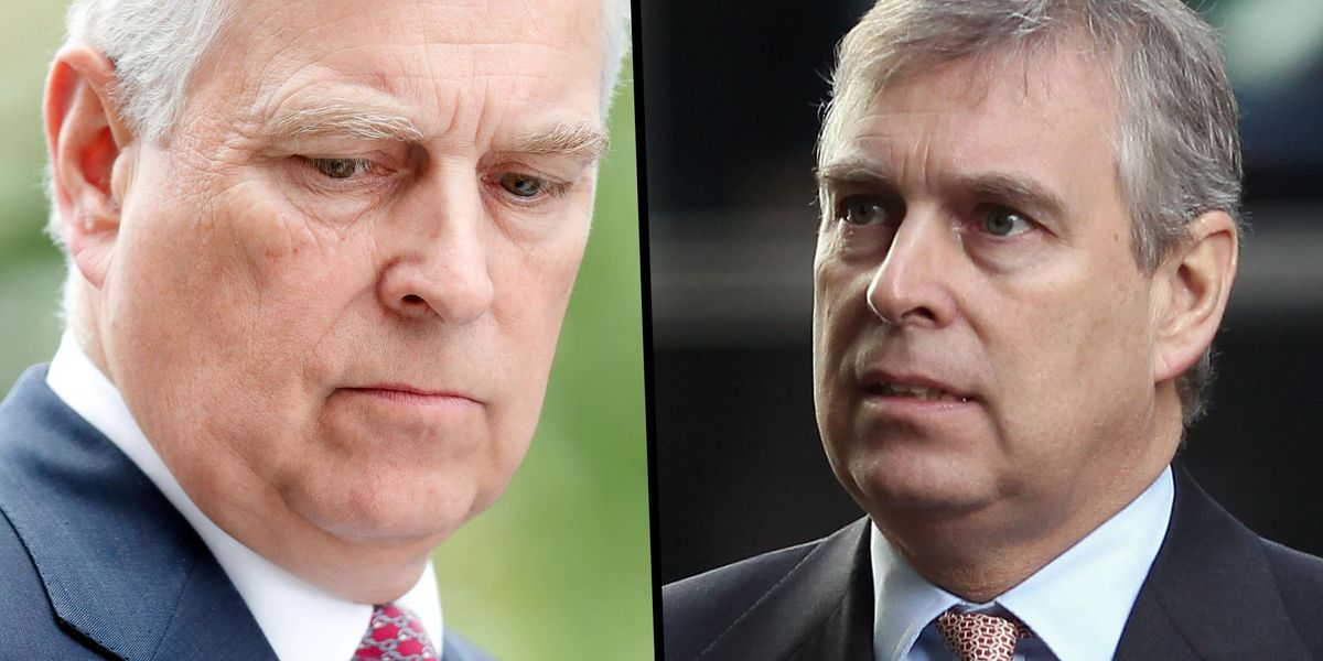 Prince Andrew Sued for Sexual Assault