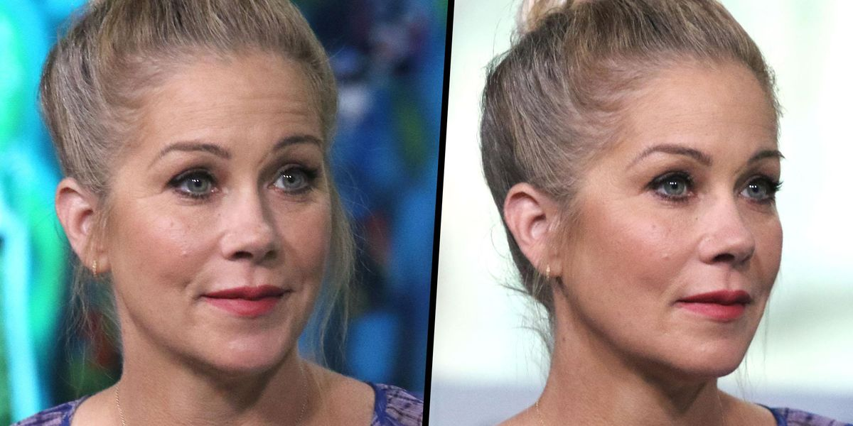 Christina Applegate Diagnosed With MS