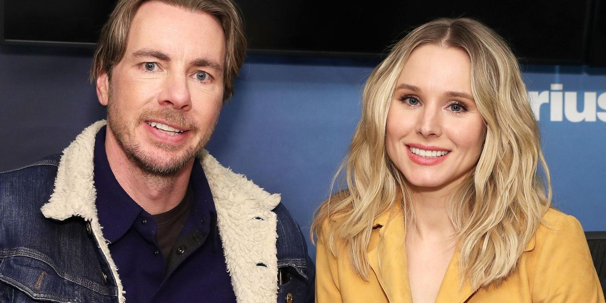 Kristen Bell Says She and Dax Shepard Wouldn't be Married if she Didn't 'Self-Regulate' on her Period