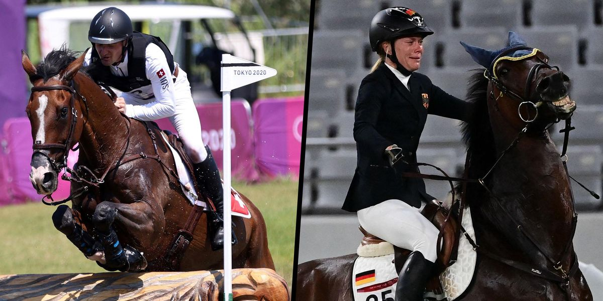 PETA Calls for Horse Events To Be Banned From Future Olympics