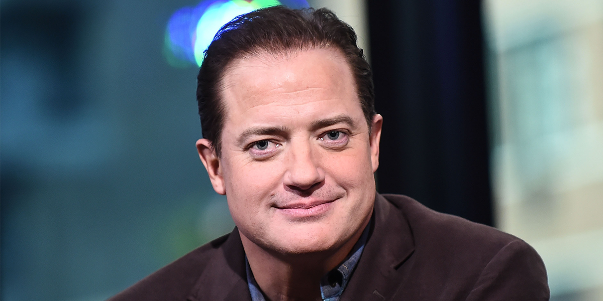 Brendan Fraser Gets Emotional After Being Told of Everyone's Support for His New Role