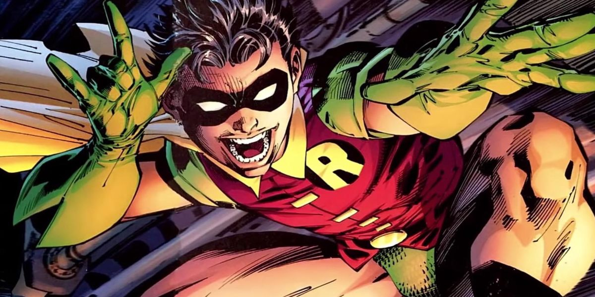 Batman sidekick Robin comes out as bisexual in newest DC Comics book