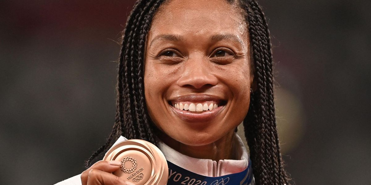 Allyson Felix Gets Adorable Welcome Home From Daughter After Olympics