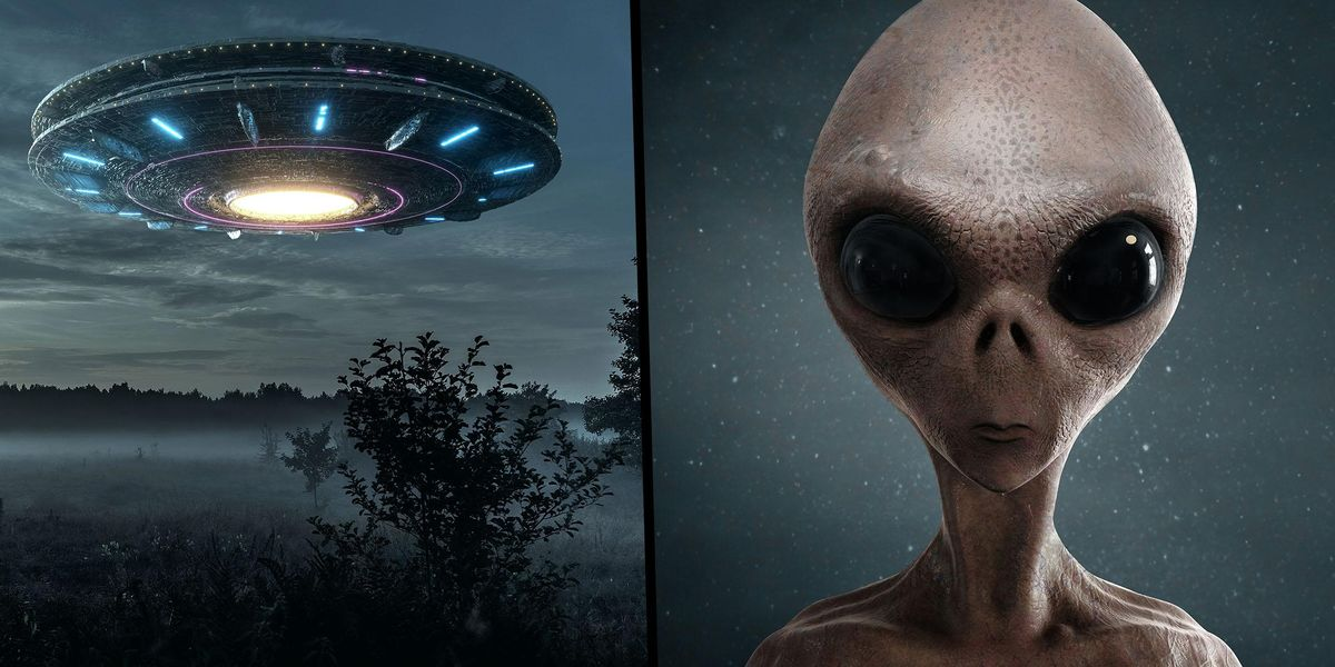 Self-Claimed 'Time Traveler From 2714' Says Aliens Will Land on Earth Today to Start War