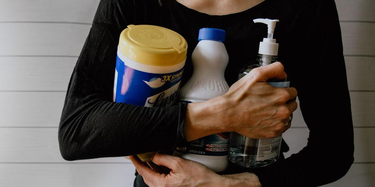 cleaning supplies health effects
