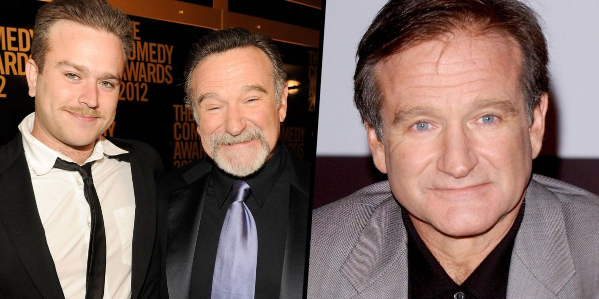Robin Williams' Son Zac Remembers His Dad on the 7th Anniversary of His Death