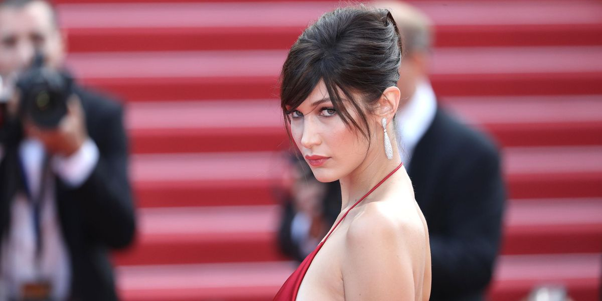 Bella Hadid Admits She's Still 'Embarrassed' by This Revealing Dress